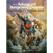 Advanced Dungeons And Dragons Dungeonneer's Survival Guide de douglas niles