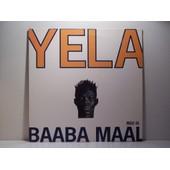 Baaba Maal 1992 France Promo Copy - Yela