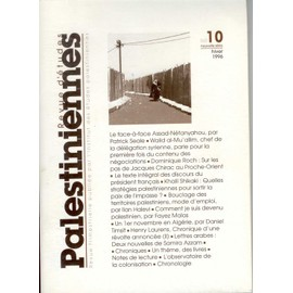 Etudes Palestiniennes 62 - Collectif