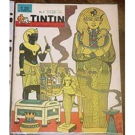 Tintin Le Journal Des Jeunes De 7 � 77 Ans N� 848