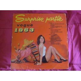 Surprise partie vogue 1963