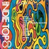 Indie Top Cd Volume Eleven - Carter The Unstoppable Sex Machine , My Jealous God , The Bridewell Taxis, New Fast Automatic Daffodils , Flowered Up , The Honey Smugglers , Cud , Moonflowers , The Charlatans , Teenage Fan Club