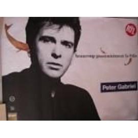 Peter Gabriel - 1987 - 117x157 (cm)