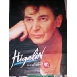 Jacques Higelin - en concert - 150x100 (cm)