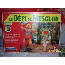 Le D�fi De Musclor - Les Maitres De L'univers