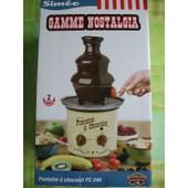 Simeo FC240 - Fontaine � chocolat Gamme nostalgia