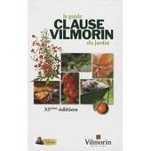 Le Guide Clause Vilmorin Du Jardin de Lucien Clause