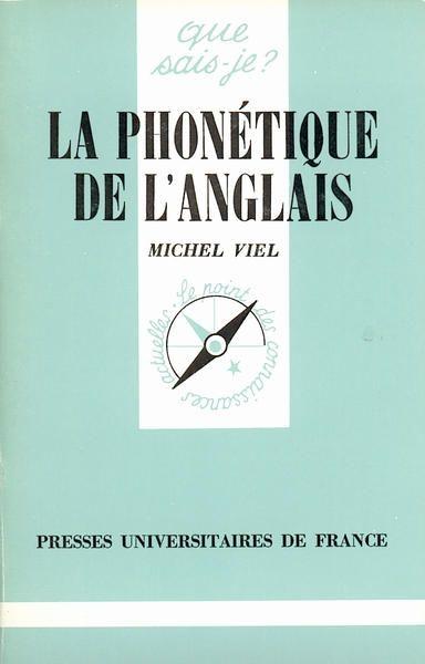 La phonetique de l'anglais