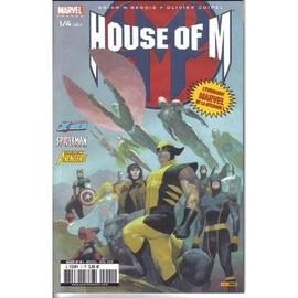 Lot House Of M (N�1 � N�4) N� 1