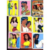Love & Rockets Trading Cards Box - Gilbert & Jaime Hernandez