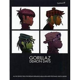 GORILLAZ Demon Days