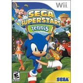 Sega Superstars Tennis (Import Am�ricain)