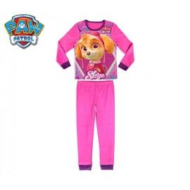 efa48bed0f0e4 828173 Pyjama Enfant Imprimé Paw Patrol Skye En Polaire Chaude De 3 À 6 Ans  - 3 Ans