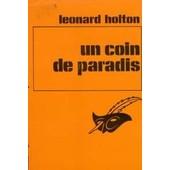 Un Coin De Paradis de l�onard holton