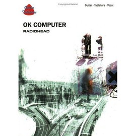 Radiohead Ok Computer Guitar Tab - Partition