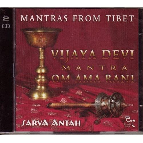 Mantras From Tibet: Vijaya Devi.