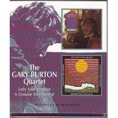 Lofty Fake Anagram - A Genuine Tong Funeral - Gary Burton