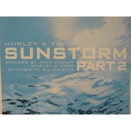 Sunstorm Part 2