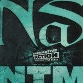 Affirmative Action - Saint Denis Style Remix (4 Mixes) 1997 France - Ntm / Ntm