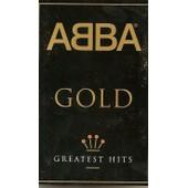 K7 Cassette Audio Abba Gold