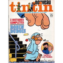 Tintin Nouvelle S�rie N� 15