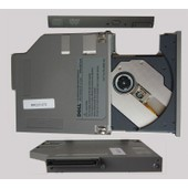 Dell 8W007-A01 - Combo CD-RW/DVD-ROM pour Latitude et Inspir