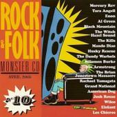 Rock & Folk Monster Cd N�10 Avril 2005 - Mercury Rev, The Kills, The Dandy Warhols, Grand National, Black Mountain, Enon, Al Green, Mando Diao, The Brian Jonestown Massacre, Los Chicros, Wilco