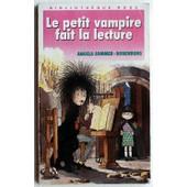 Le Petit Vampire Fait La Lecture de Angela Sommer-Bodenburg
