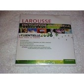 Encyclop�die Universelle Multimedia - L'essentielle - 2006