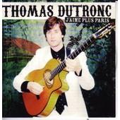Thomas Dutronc - J'aime Plus Paris (Cd Single)
