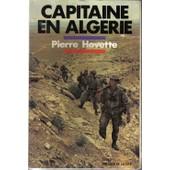 Capitaine En Algerie de PIERRE, Hovette