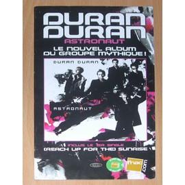 Duran Duran : Astronaut - Rare PLV