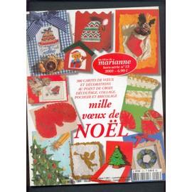 Les Idees De Marianne Hors-S�rie N� 13 : Mille Voeux De Noel