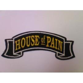 patch original us 1993 HOUSE F PAIN logo