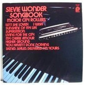 stevie wonder songbook motor city rollers