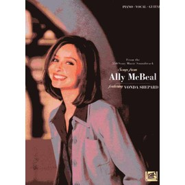 Songs from Ally McBeal feat. Vonda Shepard