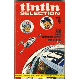 Tintin Selection N� 4