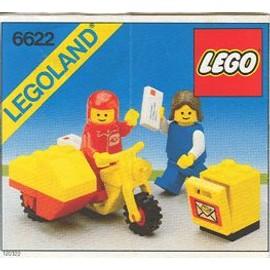 Lego 6622 - Facteur Sur Son V�lomoteur