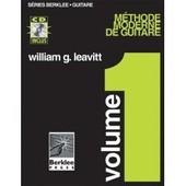 Leavitt : M�thode Moderne De Guitare Vol 1 (Avec Cd) (Berklee Press)