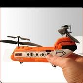 Silverlit H�licopt�re Rc De Salon 3 Canaux - Picoo'z Tandem Orange