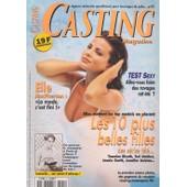 Casting / 06-1998 N� 54 : Leonardo Di Caprio (8p) - Neve Campbell (1p) - Jason Priestley (2p) - Yasmine Bleeth (1/2p) - Elle Macpherson 2p) - Famke Janssen (2p)