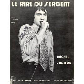 Michel Sardou - Le rire du sergent