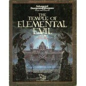 The Temple Of Elemental Evil de gary gygax