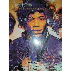 Jimi Hendrix:Are You Experienced (Transcribed Score) Score for small band