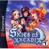 Skies Of Arcadia (Version Us)