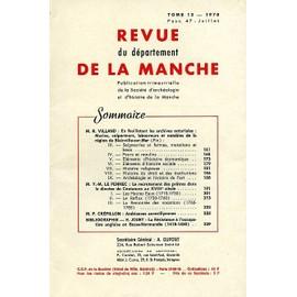 Revue De La Manche T12 Fasc 47 N� 12 : La R�sistance � L'occupation Anglaise En Basse Normandie