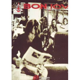 Bon Jovi:Cross Road Guitar Recorded Versions