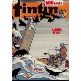 Album Tintin N� 54