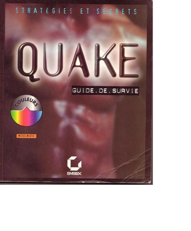 Quake de Michel Martin