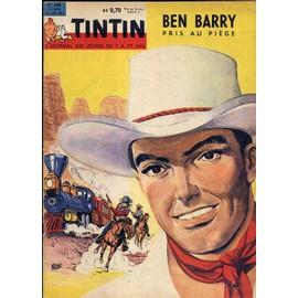 Tintin N� 668 : Ben Barry Pris Au Piege